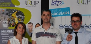 Affluence pour l'IRUP Nuclear Day 2015